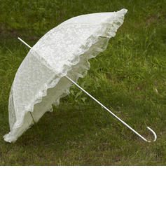 Gorgeous Charming Terylene Lace Umbrellas