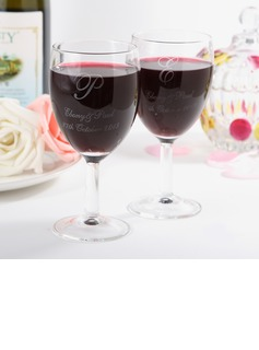 Personalized Bride And Groom Glass (Set of 2)
