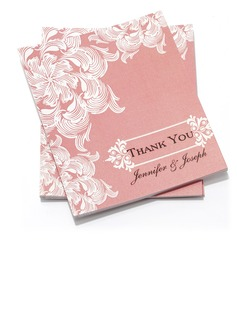 Personalized Artistic Style Thank You Cards (Set of 50)