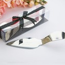 Personalized Simple Design Stainless Steel Cake Server (051029079)