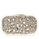 Unique Crystal/ Rhinestone Wristlets/Bridal Purse/Luxury Clutches (012069703)