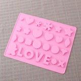 Love Design Silicone Cake Mould