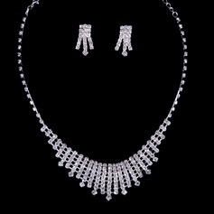 Nice Rhinestones Ladies' Jewelry Sets