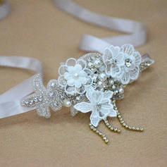 Gorgeous Lace Wrist Corsage