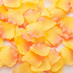 Yellow Fabric Petals