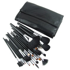 Finding Color Top Professional Makeup Brush Set (24 Pcs)
