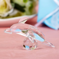 Dolphin Crystal Keepsake