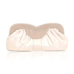 Elegant Silk Clutches/Cross-Body Bags/Shoulder Bags