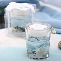 Lovely Beach Theme Candle Favors(096017662)
