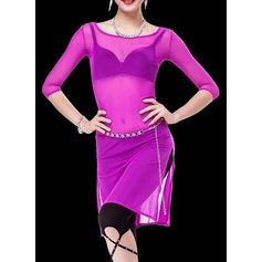 Women's Dancewear Organza Practice Outfits