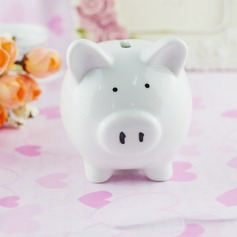 Elegant Ceramic Piggy Bank
