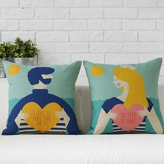 Modern/Contemporary Polyester Mixture yarn Throw Pillow (Sold in a single piece)