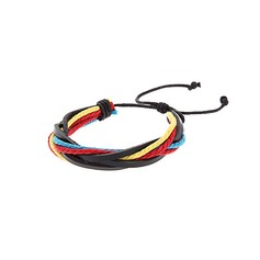 Exotic Leatherette Bracelets & Anklets