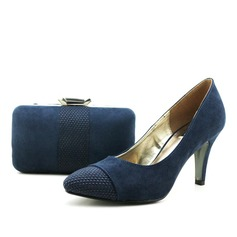 Pretty Autumn/Winter Velvet Shoes & Matching Bags