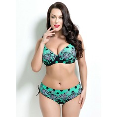 Sexy Floral Dot Bikini
