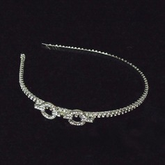 Simple Rhinestone/Alloy Headbands