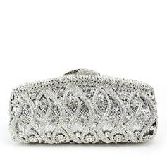 Besondere Kristall / Strass/Edelstahl Handtaschen/Luxus Handtaschen