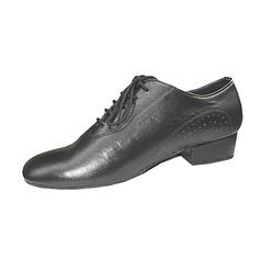 De los hombres Piel Planos Sala de Baile Entrenamiento Zapatos de danza