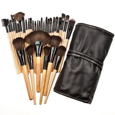 Top Wood Professional Makeup Brush (24 Pcs)