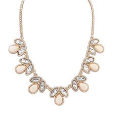 Beautiful Alloy Women's Fashion Necklace