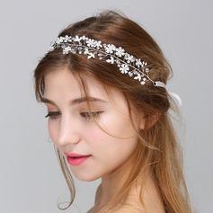 Schöne Kristall/Perle Stirnbänder