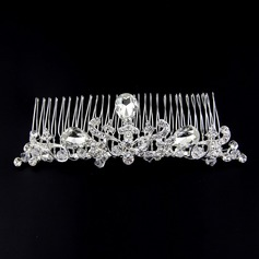 Fashion Crystal/Rhinestone/Austrian Crystal Combs & Barrettes
