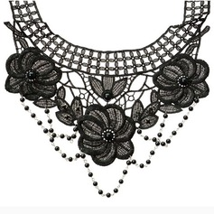 Nice Alloy Lace Women's Fashion Necklace
