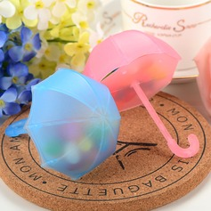 Lovely Umbrella Design Favor Boxes
