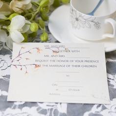 Modern Style Flat Card Invitation Cards