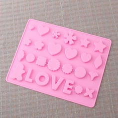 Love Design Silicone Cake Mould