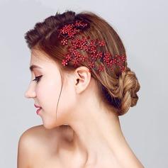 Handmade Crystal/Alloy Headbands