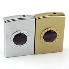 Personalized Elegant Stainless Steel Electronic Lighter