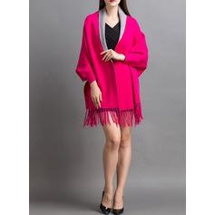 Spandex La laine Mode Écharpe