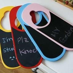 Door Hanger MDF Message Board (Set of 4)