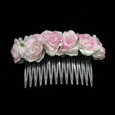 Gorgeous Paper Flower Girl's Headwear
