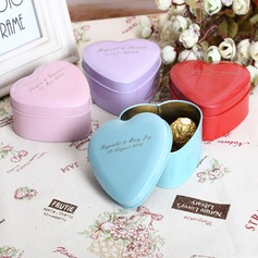Personalized Heart-shaped Tins Favor Tin  (118048501)