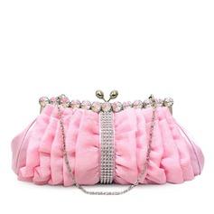 Elegant Satin Handtaschen