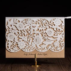 Personalized Classic Style Top Fold Invitation Cards