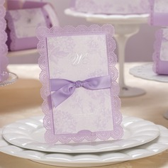 Fairytale Style Wrap & Pocket Invitation Cards