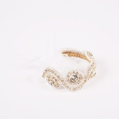 Gorgeous Rhinestone Wrist Corsage -