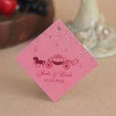 Personalized Carriage Hard Card Paper Tags