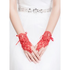 Tulle/Lace Wrist Length Party/Fashion Gloves/Bridal Gloves