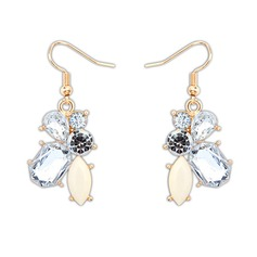 Beautiful Alloy Ladies' Fashion Earrings