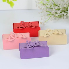 Butterfly Top Cuboid Favor Boxes (Set of 12)