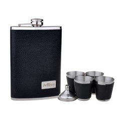 Personalized Elegant Stainless Steel Flasks