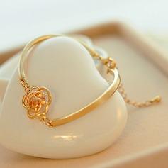 Gorgeous Alloy Ladies' Bracelets