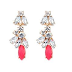 Fashional Alloy Acrylic Women's Fashion Earrings