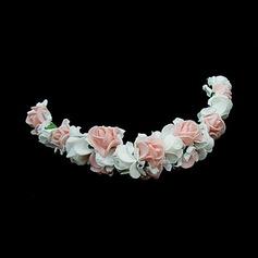 Lovely Paper Flower Girl's Headwear