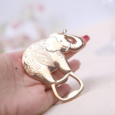 Non-Personalized Cute Animal Elephant Shape Bottle Openers