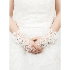 Lace Wrist Length Party/Fashion Gloves